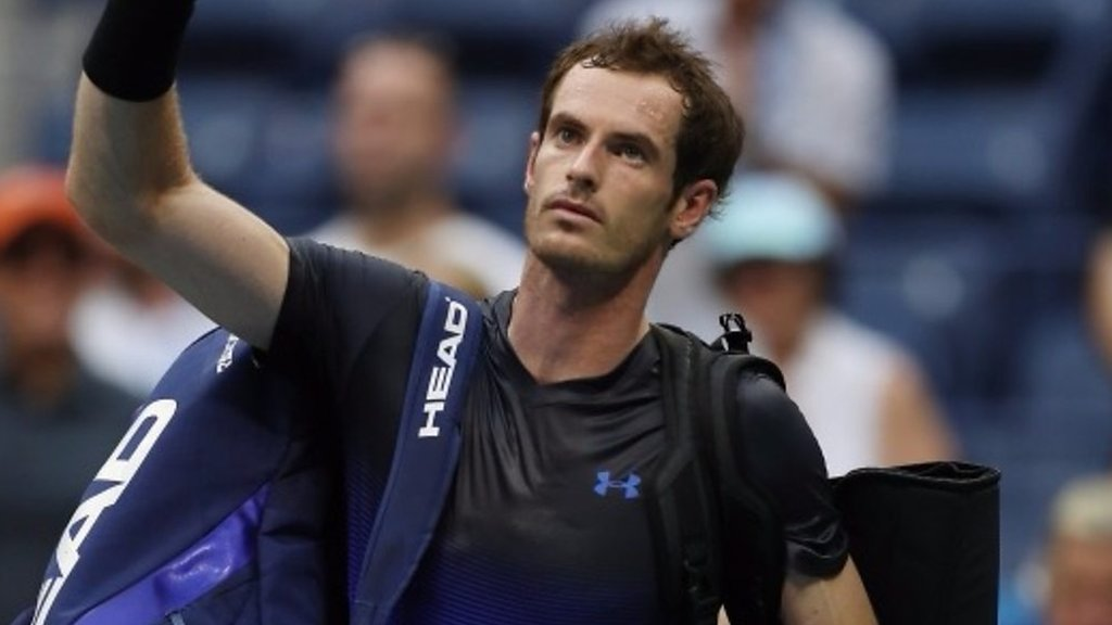 BBC TENNIS: Andy Murray explains reasons behind early end to season
