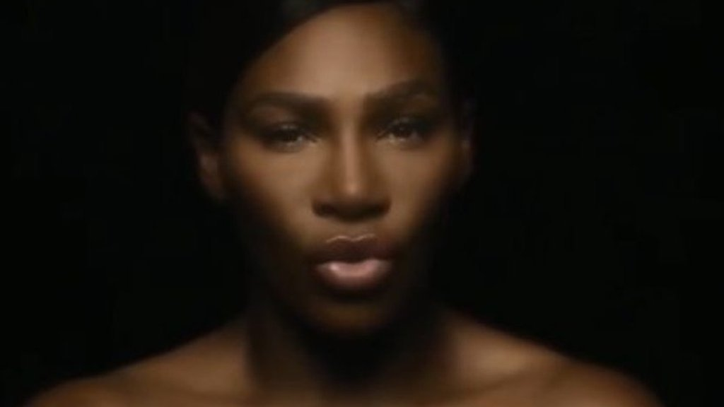 BBC TENNIS: Serena Williams sings 'I Touch Myself' for Breast Cancer Awareness Month