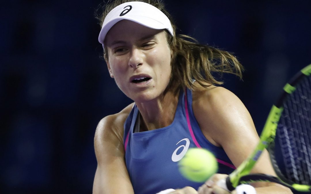 BBC TENNIS: Kremlin Cup: Great Britain's Johanna Konta loses to Daria Kasatkina in Moscow