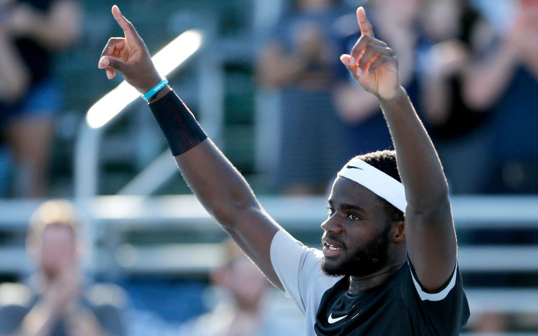 SPORTSNET TENNIS: Tiafoe replaces del Potro at Laver Cup in Chicago