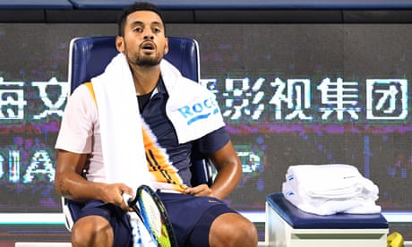 GUARDIAN TENNIS: Todd Woodbridge defends 'tired and jaded' Nick Kyrgios