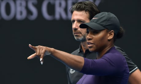 GUARDIAN TENNIS: Serena Williams' coach advocates change in rules after US Open controversy