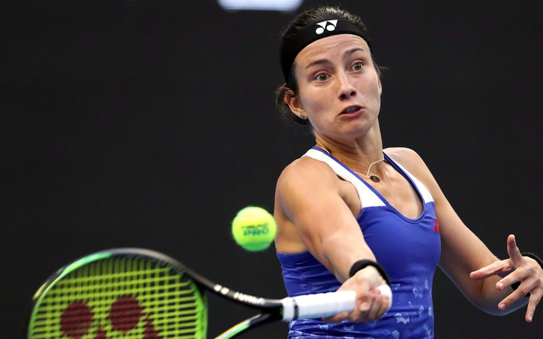 SPORTSNET TENNIS: Sevastova beats Zvonareva to reach semifinals of Kremlin Cup