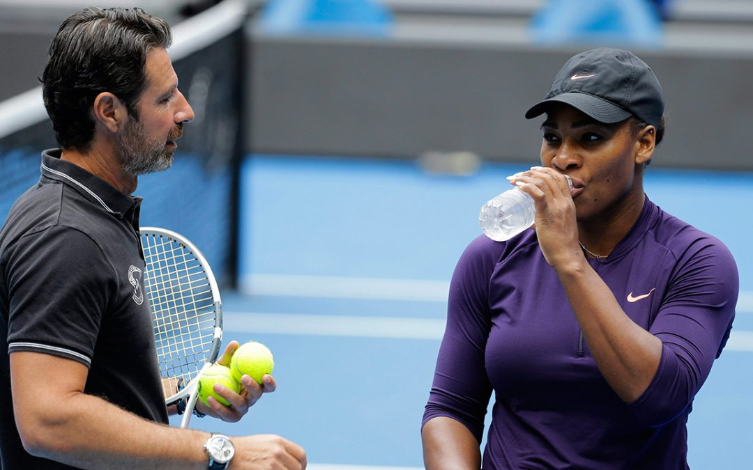 SPORTSNET TENNIS: Serena Williams' coach says in-match coaching would boost tennis