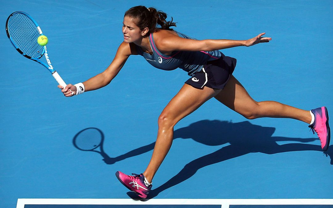 SPORTSNET TENNIS: Goerges wins Luxembourg final and 2nd WTA title of the year