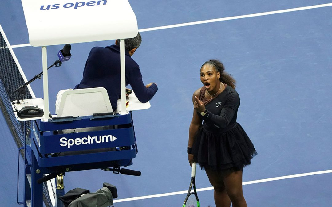 SPORTSNET TENNIS: Report: Umpires considering boycott of Serena Williams' matches