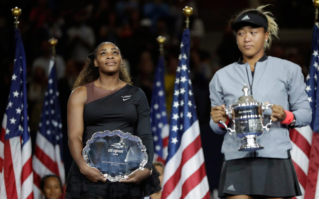 SPORTSNET TENNIS: Naomi Osaka stuns Serena Williams in controversial U.S. Open final