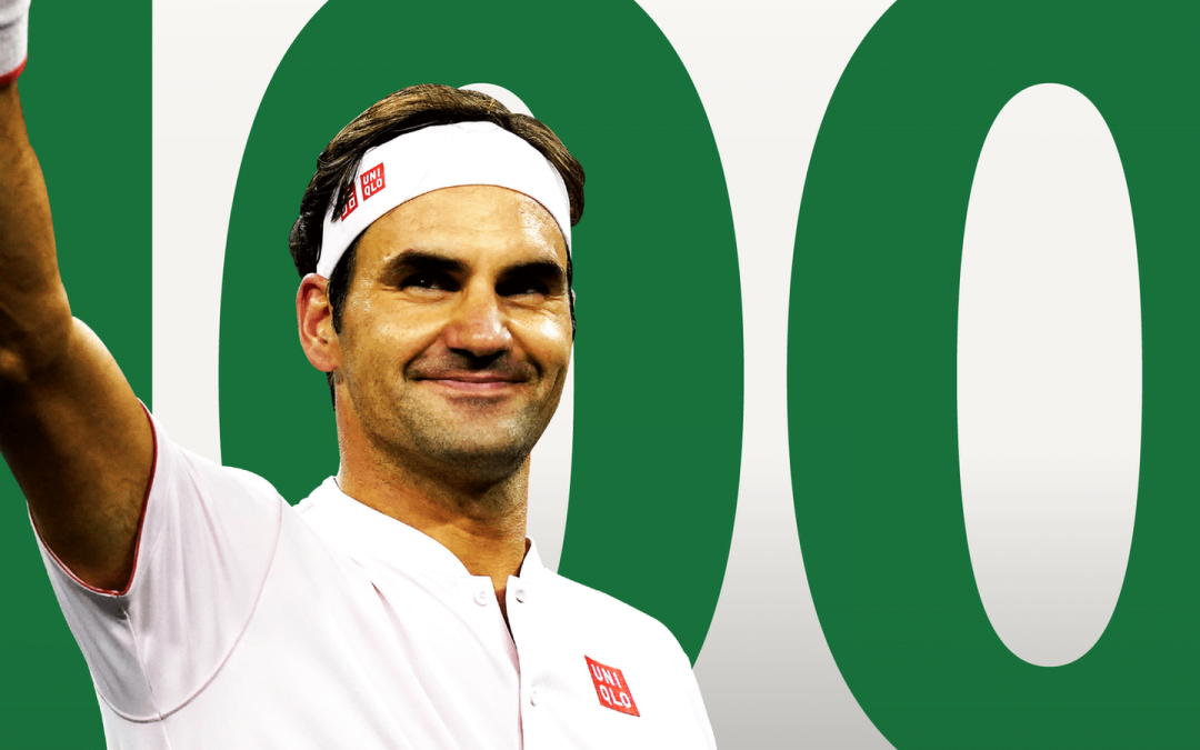 BBC TENNIS: Roger Federer's 100 titles in numbers: Where has he won most? Who has he beaten most?