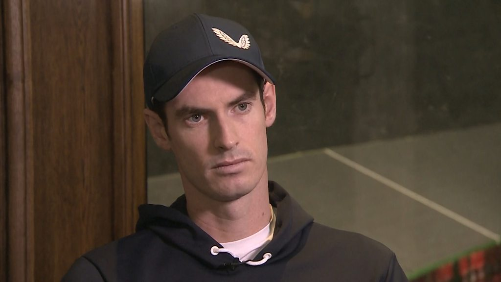 BBC TENNIS: Andy Murray: Three-time Grand Slam champion 'pain-free' after hip surgery