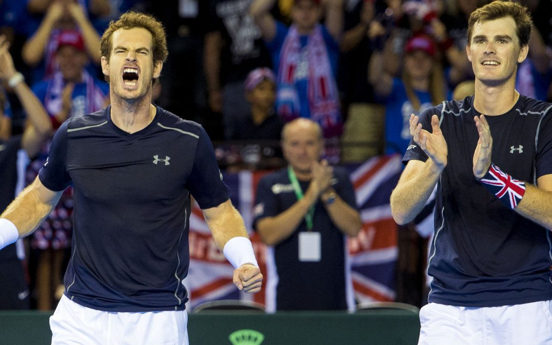 BBC TENNIS: 'Now or never for funding to deliver Andy and Jamie Murray's tennis legacy' – Judy Murray