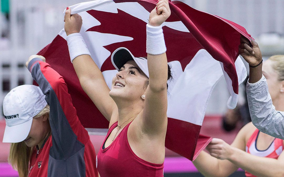 SPORTSNET TENNIS: Person of Interest: Bianca Andreescu, Canada's next promising tennis star
