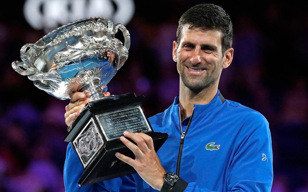 SPORTSNET TENNIS: Djokovic beats Nadal for record 7th Australian Open title