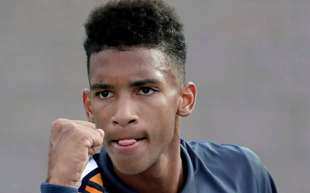 SPORTSNET TENNIS: Canadian Felix Auger-Aliassime advances at Miami Open qualifying