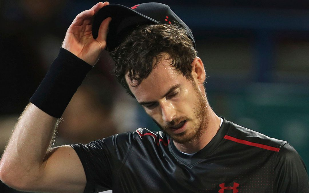 SPORTSNET TENNIS: Andy Murray says he had second hip operation