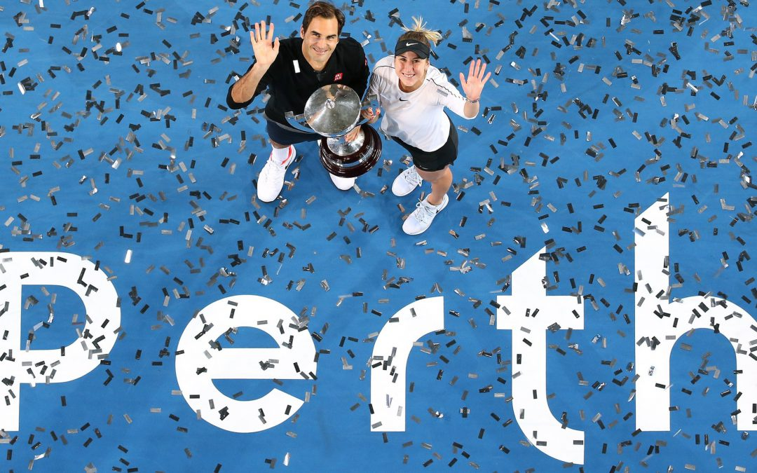 BBC TENNIS: Hopman Cup: Mixed team event shelved in Perth in favour of men-only event