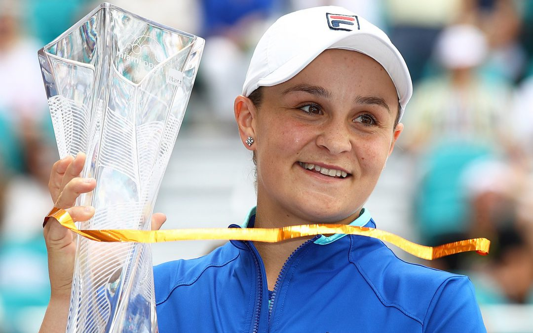 BBC TENNIS: Barty claims Miami Open title to move into top 10