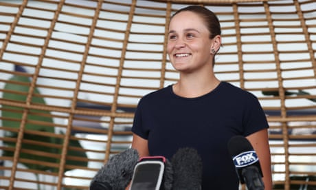 GUARDIAN TENNIS: Ashleigh Barty aiming to 'do some damage' at French Open