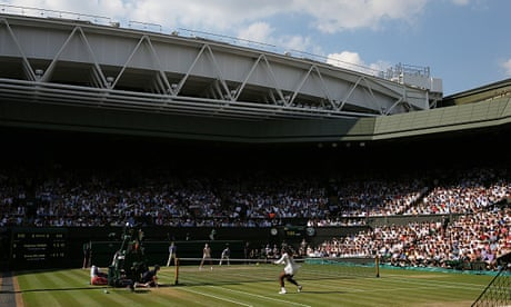 GUARDIAN TENNIS: Five-year passes for Wimbledon tennis will net owner £200m
