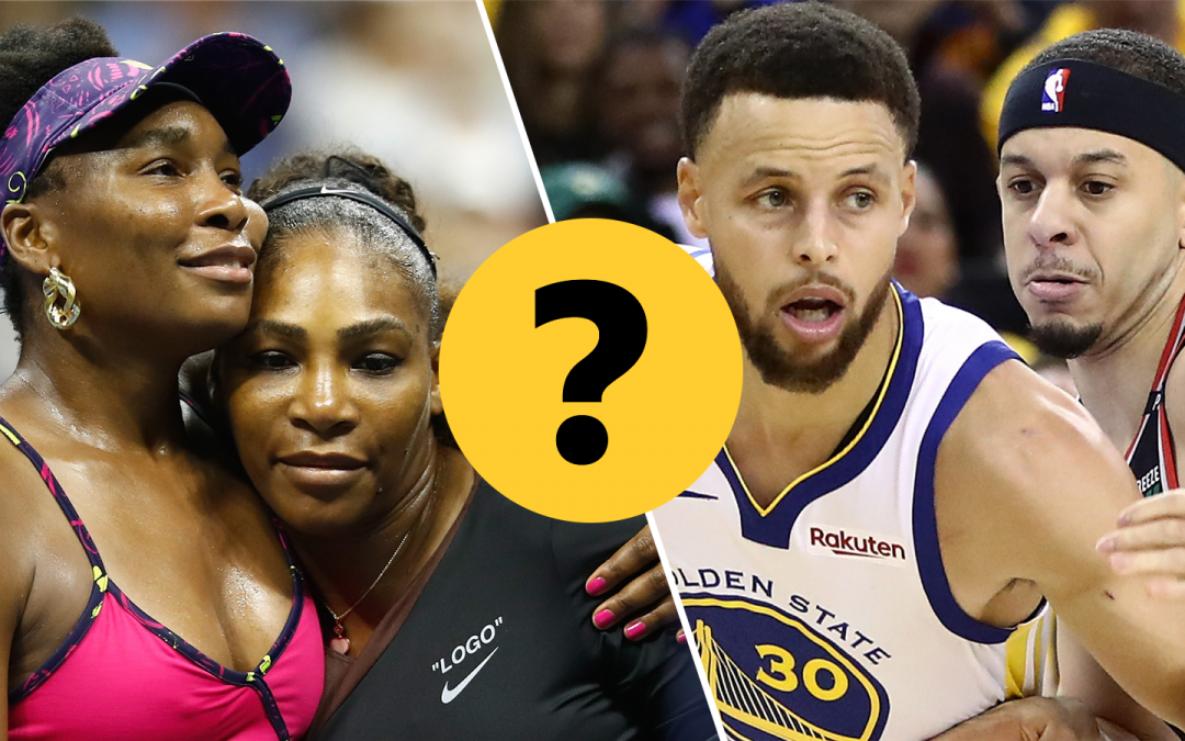 BBC TENNIS: Quiz: Test yourself on Venus v Serena and other sibling rivals in sport