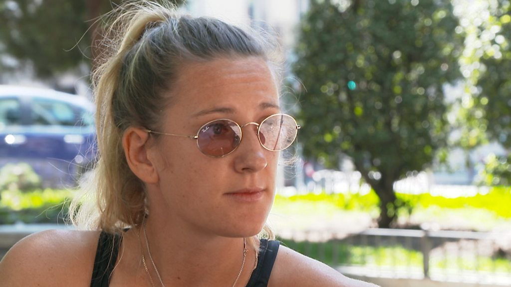 BBC TENNIS: Victoria Azarenka: I thought I'd never play tennis again when I found out I was pregnant