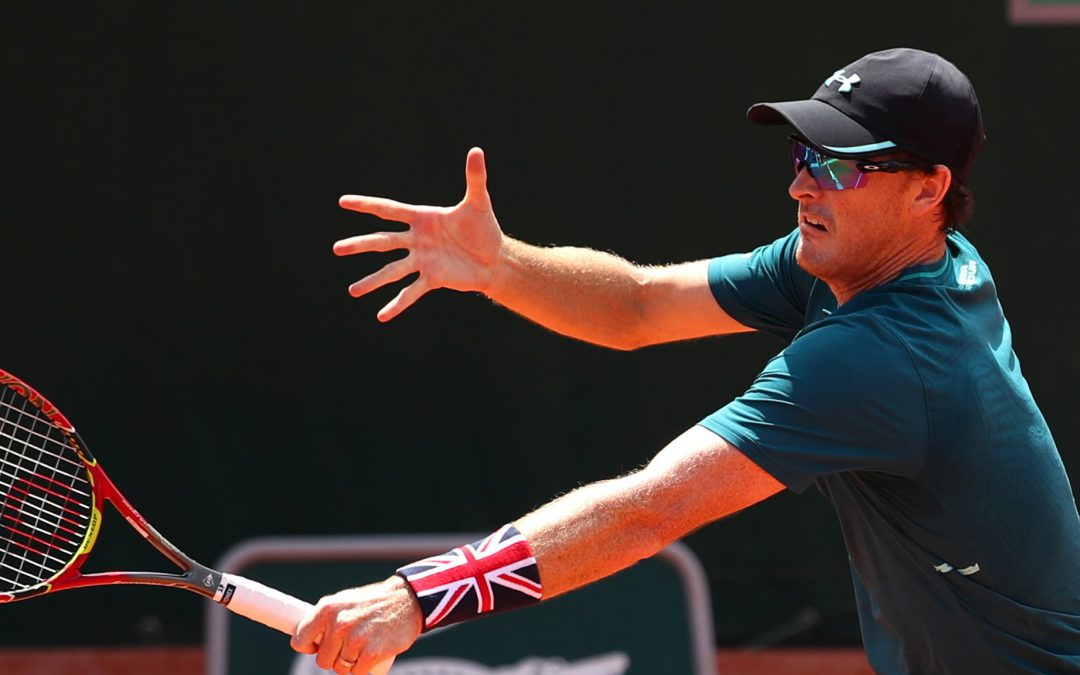 BBC TENNIS: Murray & Soares knocked out in Paris in last tournament together