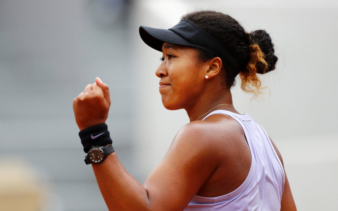 BBC TENNIS: Top seed Osaka survives scare to beat Azarenka