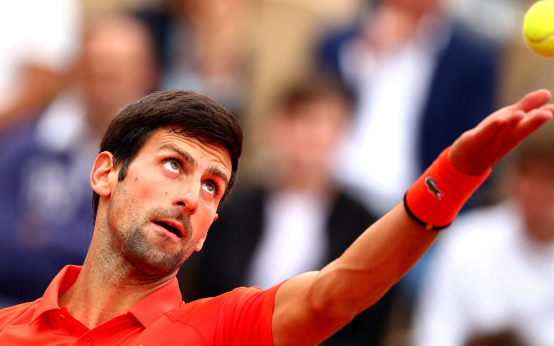BBC TENNIS: Djokovic wins in straight sets as top men's seeds march on