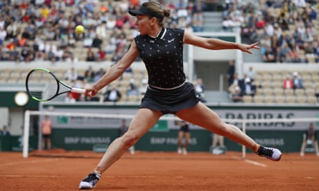 GUARDIAN TENNIS: French Open 2019: Halep and Del Potro made to work in victories