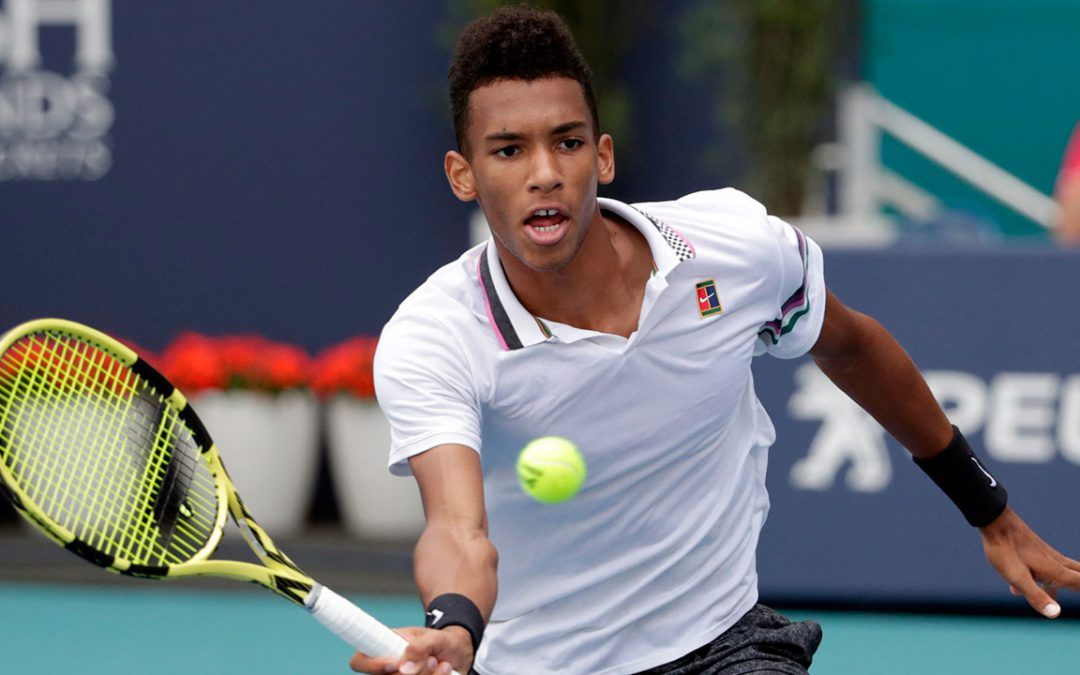 SPORTSNET TENNIS: Felix Auger-Aliassime pulls out of French Open with injury