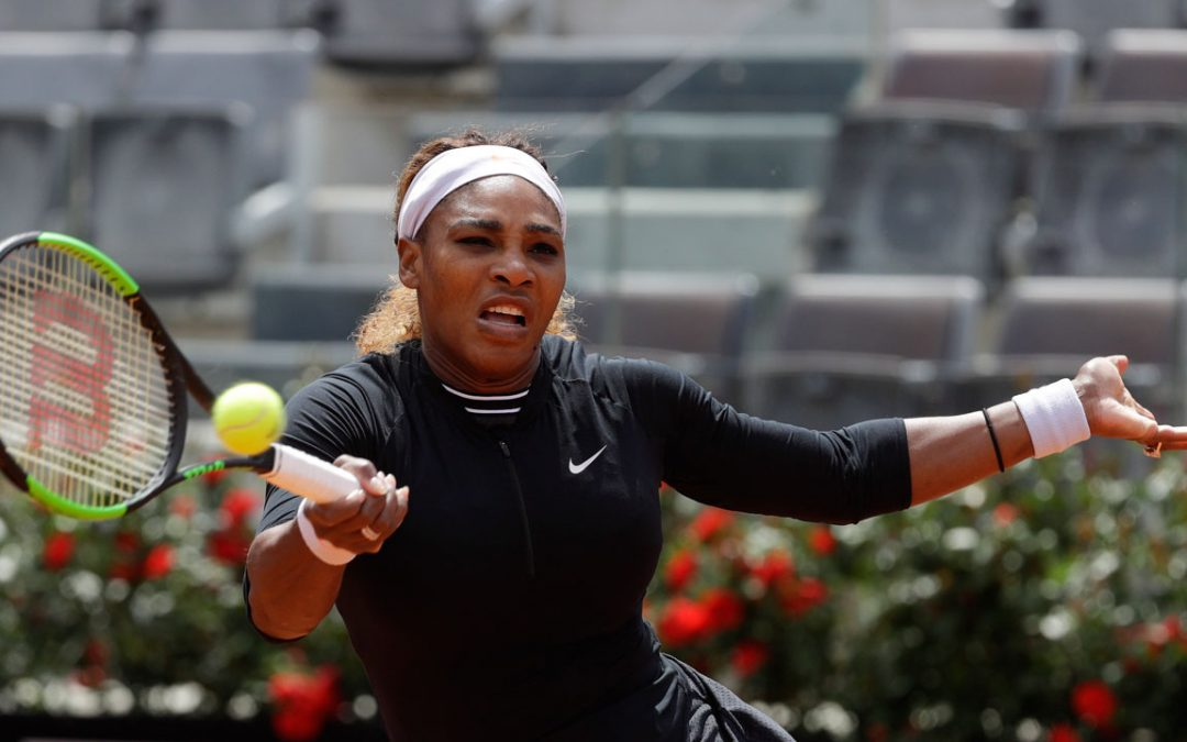 SPORTSNET TENNIS: Serena Williams withdraws from Rome with injured knee