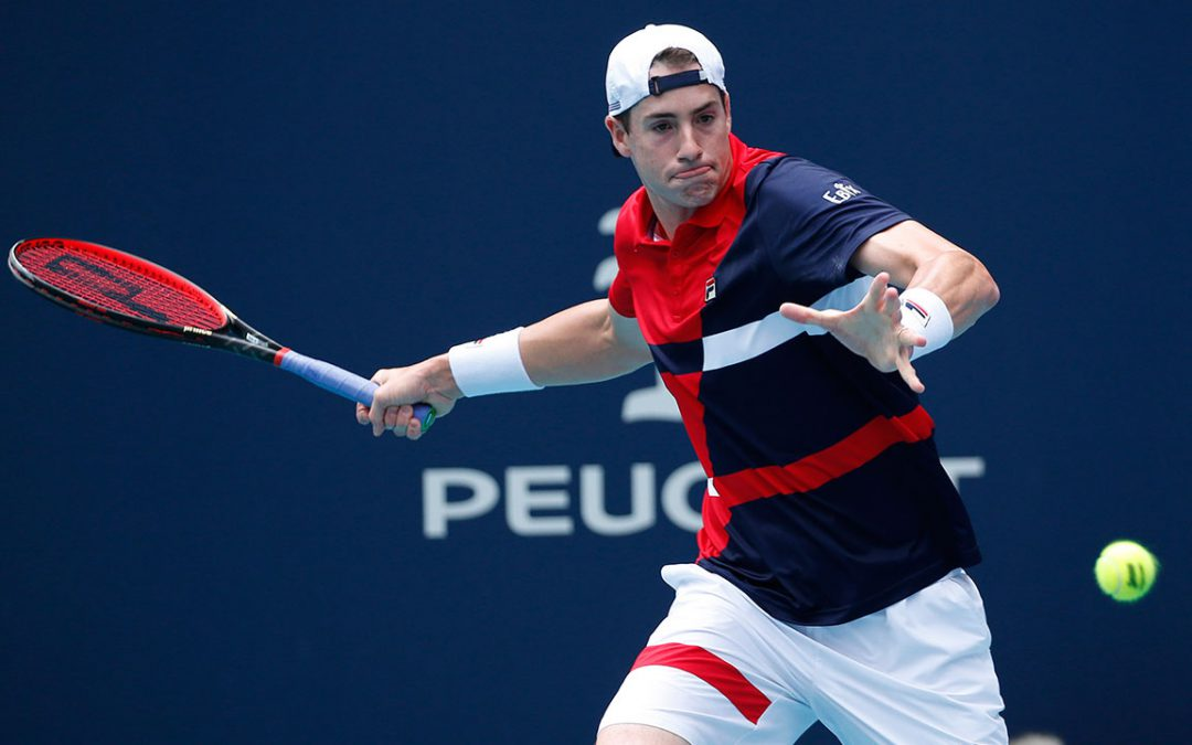 SPORTSNET TENNIS: Isner out of French Open with injury; ends 24-Slam streak
