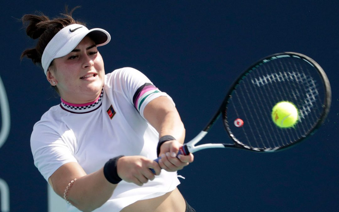SPORTSNET TENNIS: Canadian Bianca Andreescu withdraws from French Open
