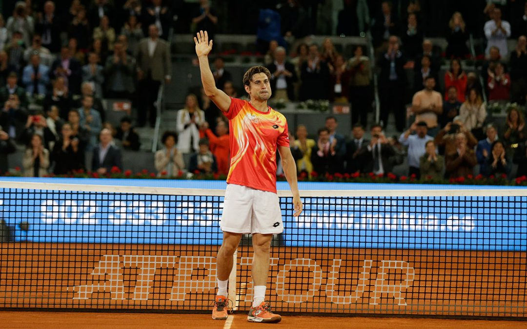 SPORTSNET TENNIS: David Ferrer's career comes to an end with loss in Madrid