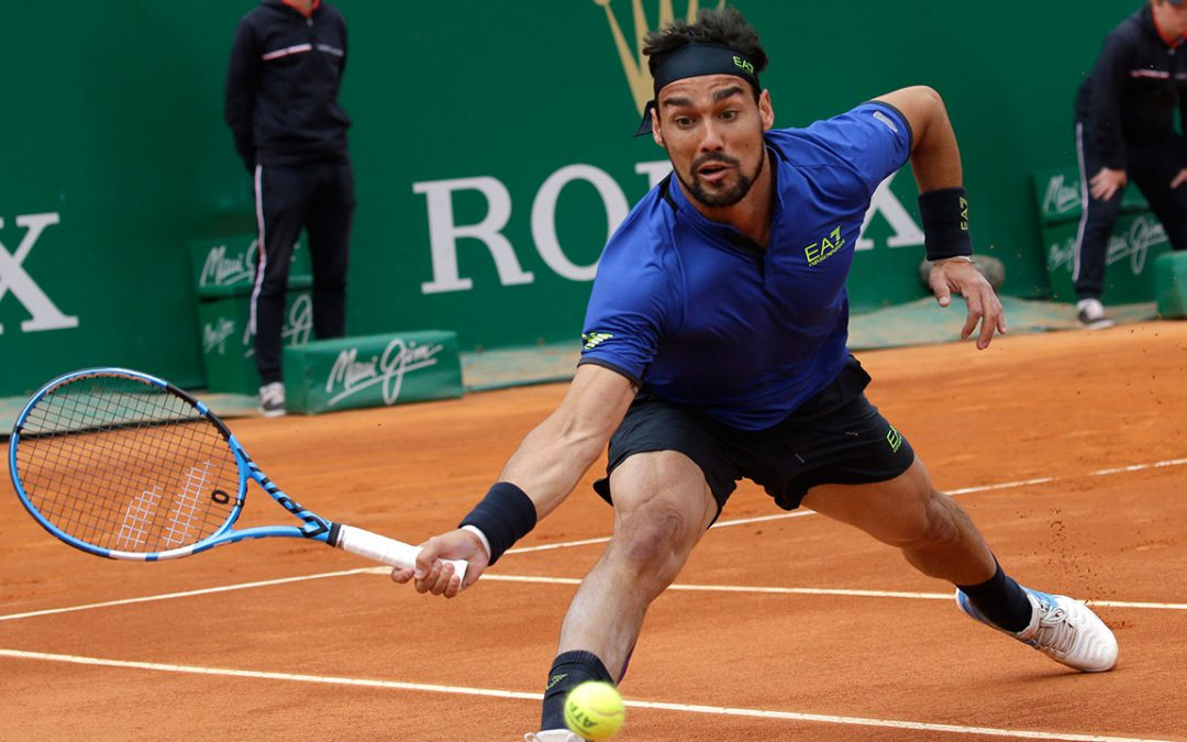 SPORTSNET TENNIS: Fognini realizes boyhood dream to win Monte Carlo Masters