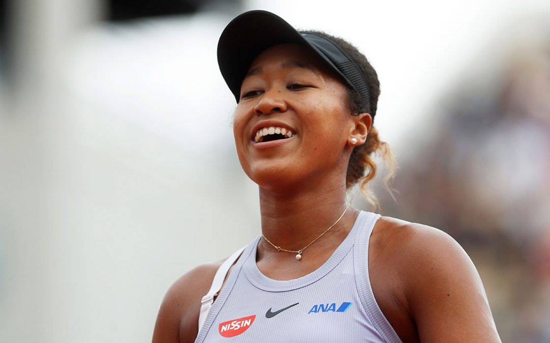 SPORTSNET TENNIS: Osaka advances at French Open; Williams, Djokovic win