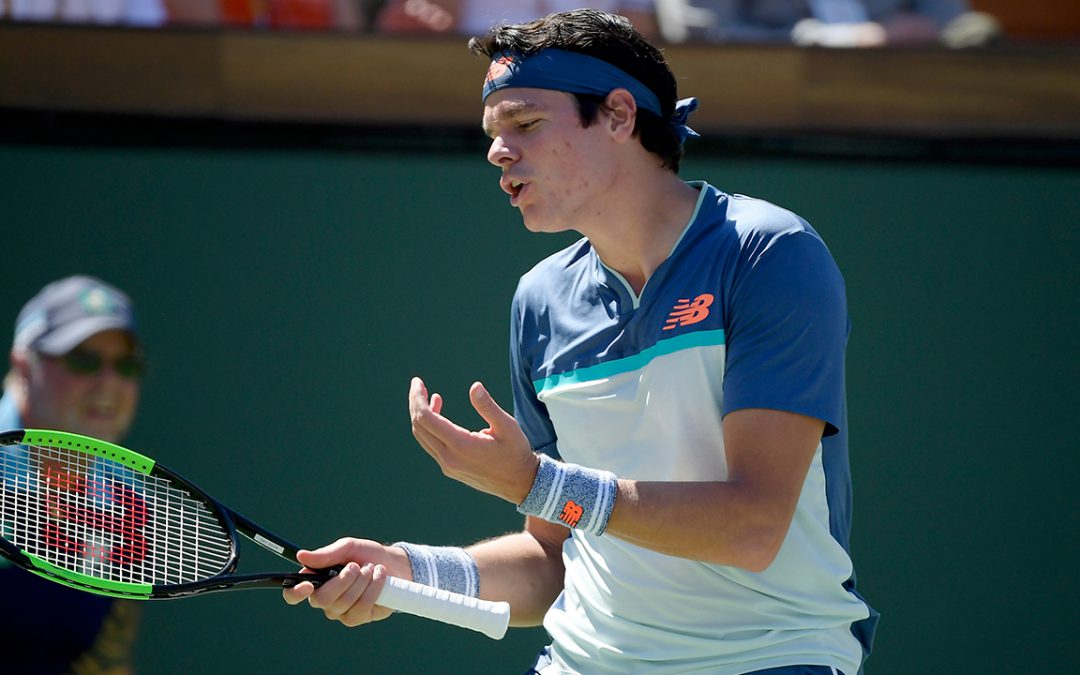 SPORTSNET TENNIS: Milos Raonic withdraws from French Open with injury