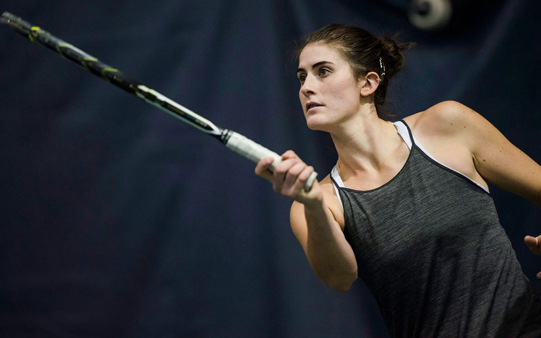 SPORTSNET TENNIS: Canada's Rebecca Marino heading to 2nd round of French Open qualifying