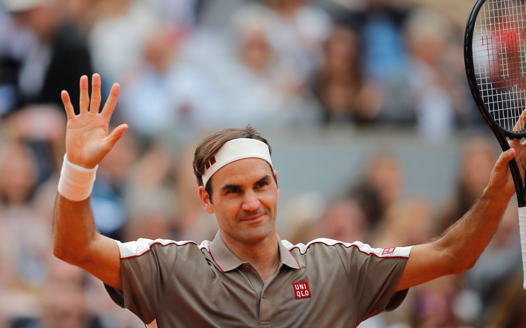 SPORTSNET TENNIS: Roger Federer advances into 2nd round of French Open