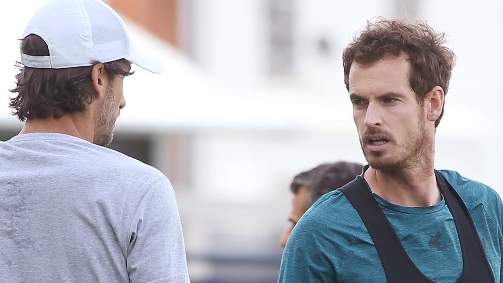 BBC TENNIS: Murray & Lopez to face Queen's top seeds