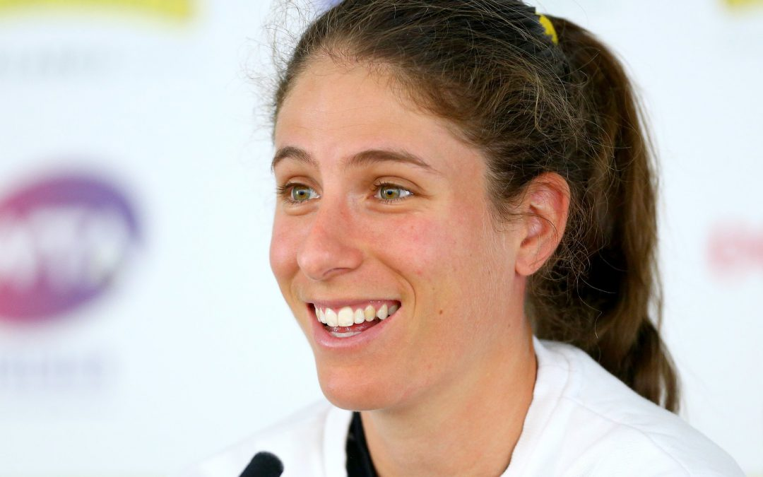 BBC TENNIS: Konta aims to transfer French Open form to grass before Wimbledon