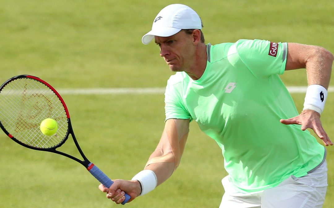 BBC TENNIS: Anderson survives Norrie test in first round at Queen's