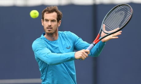 GUARDIAN TENNIS: 'Pain-free' Andy Murray hopes to return to singles tennis – video