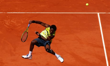 GUARDIAN TENNIS: The art of photography: sporting images – in pictures