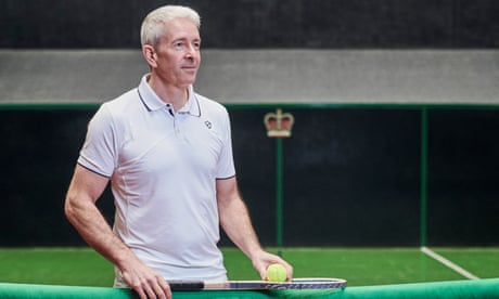 GUARDIAN TENNIS: Experience: I'm a 13-time world champion at real tennis