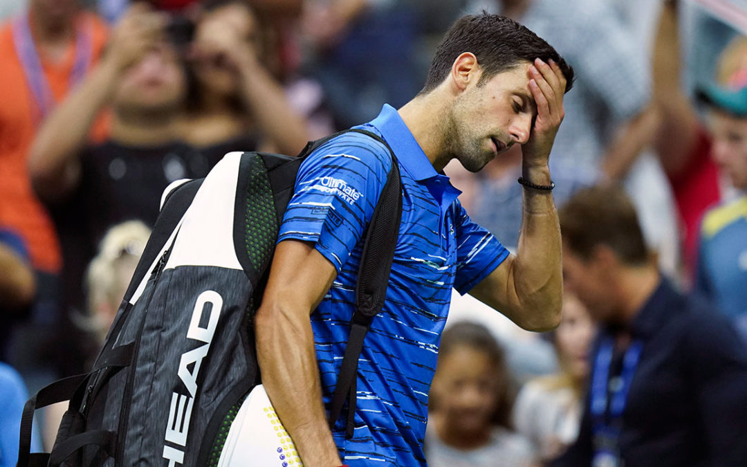 SPORTSNET TENNIS: Djokovic says he may reconsider his anti-vaccination stand