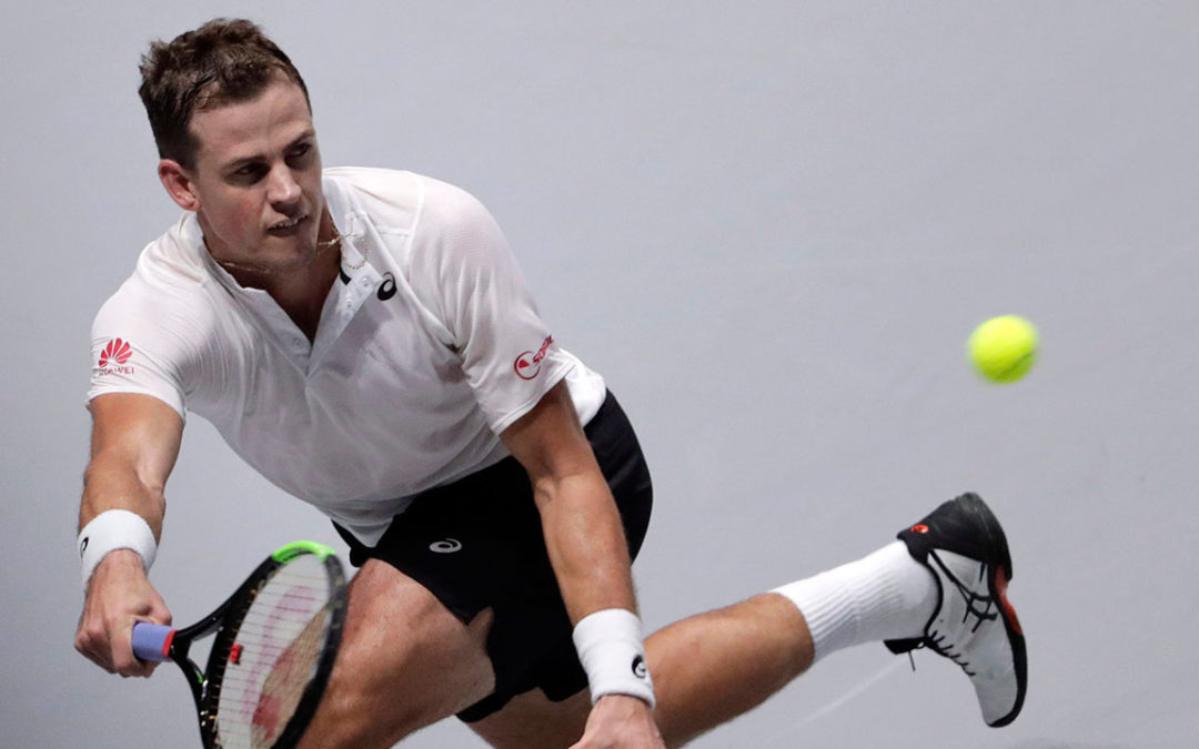 SPORTSNET TENNIS: Vasek Pospisil confident quality of pro tennis will be high once action resumes