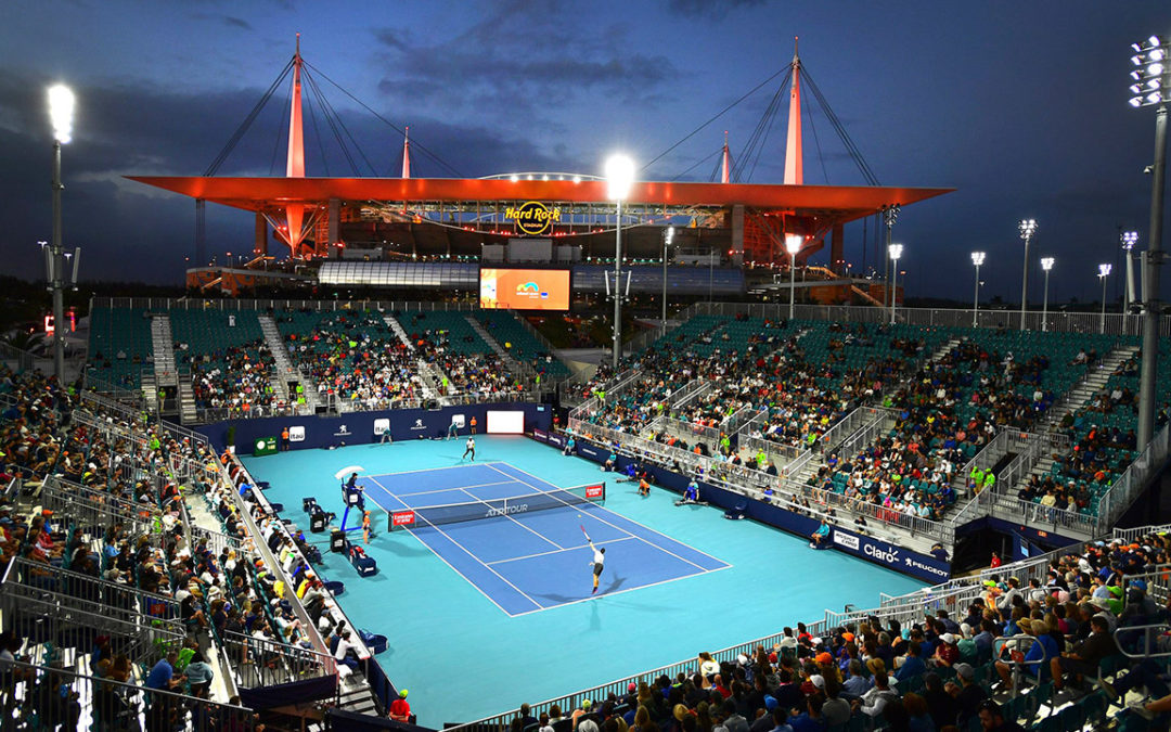 SPORTSNET TENNIS: Tennis tours co-ordinating possible post-virus rescheduling