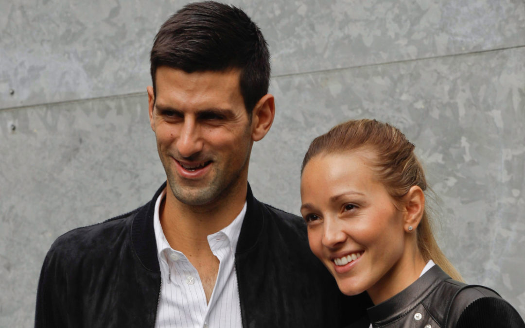 SPORTSNET TENNIS: Novak Djokovic, wife Jelena to make donation supporting Serbian hospitals